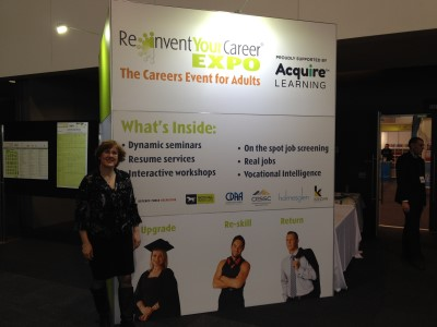150530 Reinvent Your Career Expo Melbourne LinkedIn Hacks for Expert Career Seekers