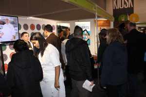 Reinvent Your Career Expo Melbourne Crowd