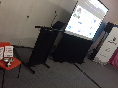 Greater Warrandyte Business Expo LinkedIn for Business Owners and Professionals in Practice with Sue Ellson