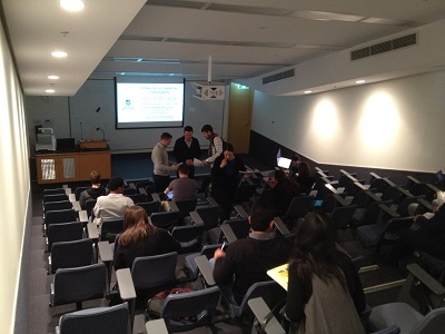 University of South Australia Introduction to LinkedIn for Students
