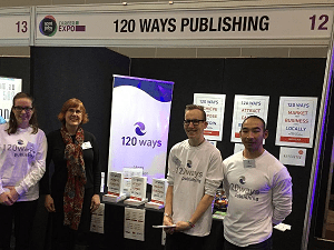 Ways Publishing Exhibition Stand